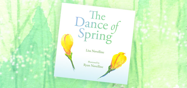 Lisa Anne Novelline author writer The Dance of Spring