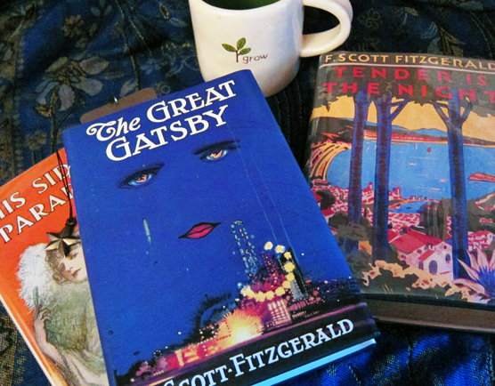 F. Scott Fitzgerald Novels The Great Gatsby Tender Is The Night This Side Of Paradise